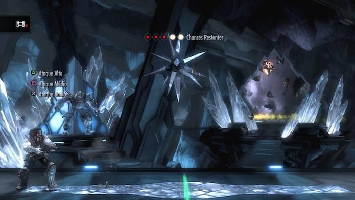 Personagens por DLC, como Lobo, também possuem desafios, que costumam ser ainda mais complicados (Foto: Reprodução/Murilo Molina)