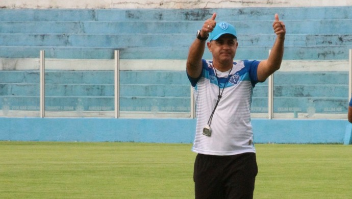 Marcelo Chamusca (Foto: Fernando Torres/Paysandu)