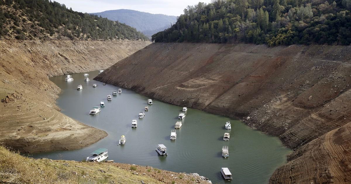 Afetada pela seca, Califórnia quer fim de jardins para evitar gasto de água