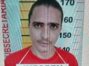 Detento trabalhava com serviços gerais no Presídio (Foto: Divulgação)