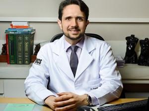 Ângelo Campos, médico urologista  (Foto: Arquivo Pessoal)