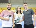 Programa GE TV TEM recebe Rodrigo, capitão da seleção brasileira de futsal