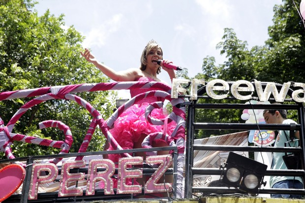 Carla Perez (Foto: Wallace Barbosae JC Pereira e Rodrigos dos Anjos/AgNews)