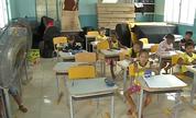 Escola de Corumbá recebe ventiladores após reclamação de pais