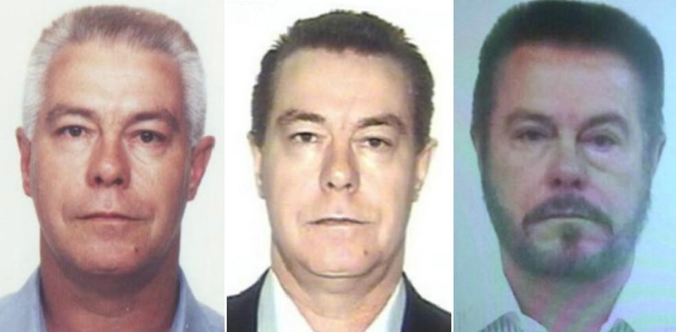 Segundo a PF, Cabeça Branca fez plásticas e mudou de identidade (Foto: Divulgação/Polícia Federal)