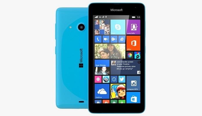 Poucos apps no Windows Phone é ponto negativo do Lumia 535 (Foto: Divulgação/Microsoft) (Foto: Poucos apps no Windows Phone é ponto negativo do Lumia 535 (Foto: Divulgação/Microsoft))