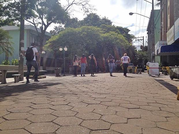 Campus ficam no Jardim Bongiovani e na Rodovia Raposo Tavares (Foto: Ariane Viana/G1)
