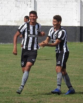 Igor Cássio, Botafogo (Foto: Divulgação / Botafogo)