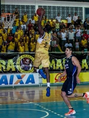 Benzor Simmons (Foto: Lucas Caiado)