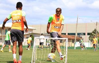 Dodô e He-Man voltam, mas Figueira perde trio para jogo contra o Grêmio