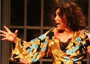 Atriz também dirige espetáculo novo que estreia em outubro (Foto: Divulgação)