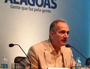 Ministro Aldo Rebelo  (Foto: Viviane Leão/GLOBOESPORTE.COM)