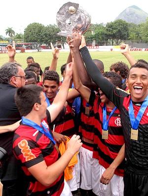 flamengo campeão torneio OPG (Foto: Fábio leme / Globoesporte.com)