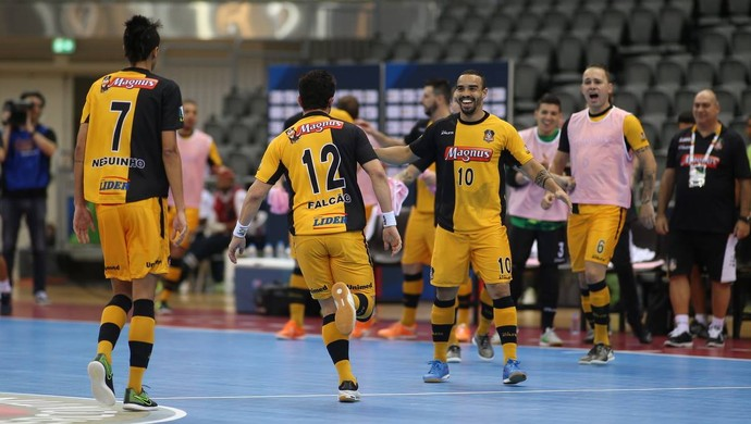 Falcão, ala do Sorocaba Futsal (Foto: Qatar Football Association)