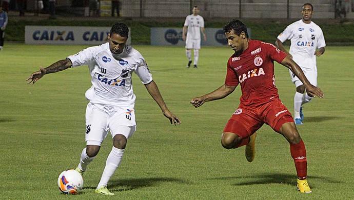ABC x América-RN (Foto: Augusto Ratis/Augustoratis.com.br)