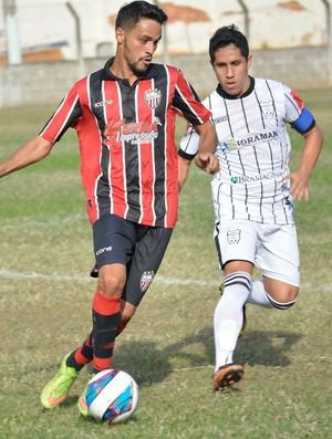 Campeonato Capixaba Série B 2016: Castelo x Serra (Foto: Adriano Barbosa)