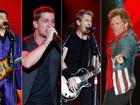 Bonde dos famosos na pista, tietes de Bon Jovi... O 5º dia do Rock in Rio