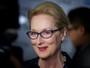 Oscar 2017: Meryl Streep comemora indicação de maneira inusitada