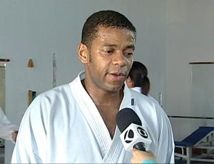 Damião também irá representar o Brasil no 10º Mundialito de Karatê e Kobu –Do Shin Shukan (Foto: Reprodução/TV Integração)