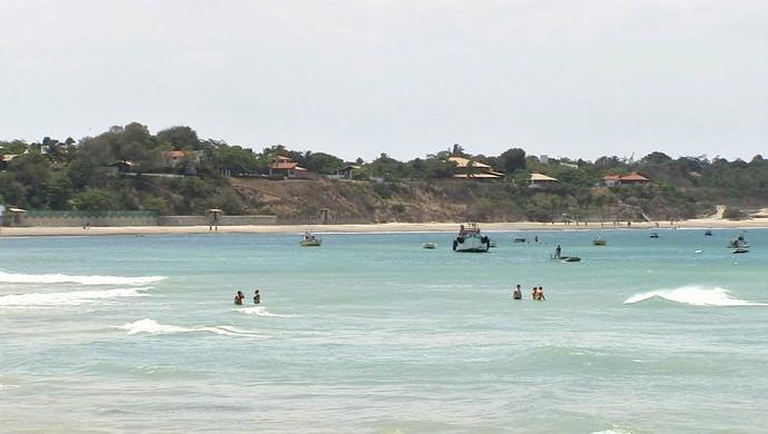 Paracuru, Zonal, Copa TV Verdes Mares, Cidade, Praia (Foto: Reprodução TV Verdes Mares)
