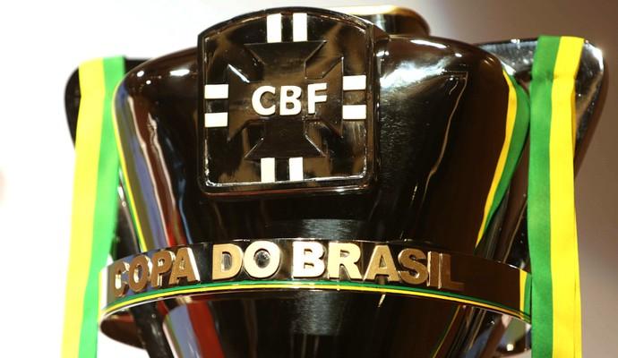 Taça, Sorteio copa do brasil 2015 (Foto: Rafael Ribeiro / CBF)