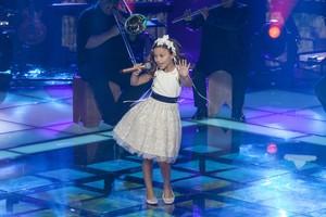 Rafa Gomes foi finalista da primeira edição do The Voice Kids (Foto: Globo/Pedro Curi)