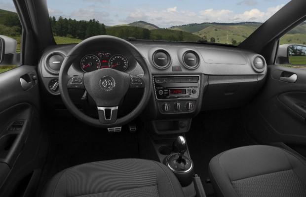 Volkswagen Gol Rallye 2015 (Foto: Divulgação)
