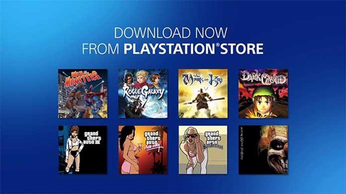 Jogos de PS2 chegam ao PS4 com melhorias (Foto: Divulgação/Sony)