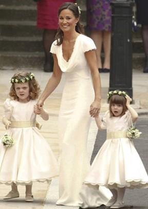 Pippa Middleton  (Foto: Agência Reuters)