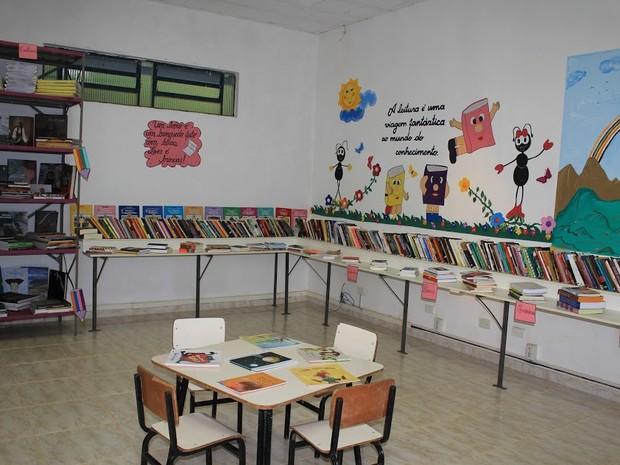 Bibliotecas Públicas Municipais (Foto: Sec. Est. Cultura/Divulgação)