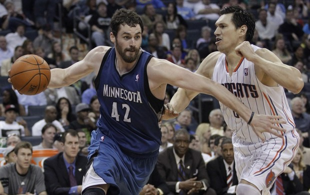Kevin Love, do Minnesota Timberwolves (Foto: AP)
