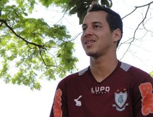 Rodriguinho, do América-MG? (Foto: Maurício Paulucci)