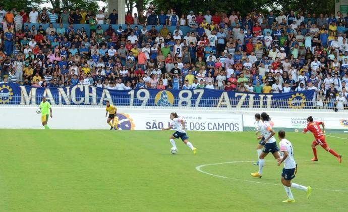 São José Caracas final Libertadores feminina (Foto: Jouvani Reis)