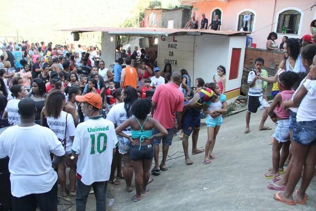 Nego do Borel (Foto: Rodrigo dos Anjos / AgNews)