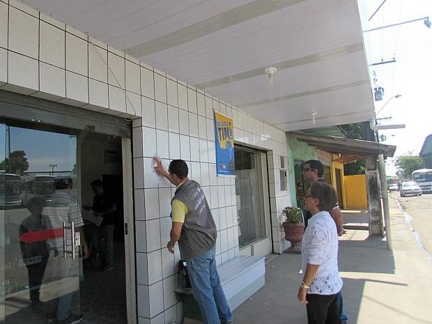 Fiscalização ocorreu nesta terça-feira (15) (Foto: CRF-AM/Divulgação)