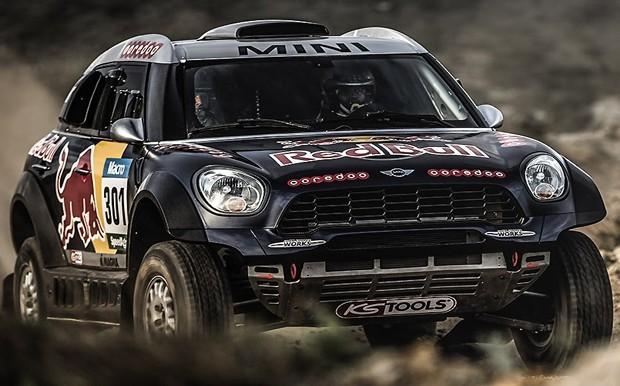 Mini All 4 Racing... (Foto: Divulgação)