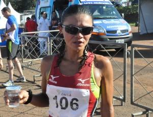 Com vitória, Marily dos Santos mantém a ponta do ranking brasileiro (Foto: Aliny Mary Dias/GLOBOESPORTE.COM)