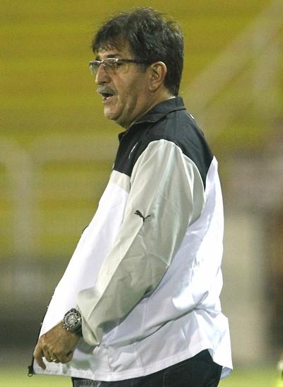 René Simões Barra Mansa x Botafogo (Foto: Vitor Silva / SSPress)