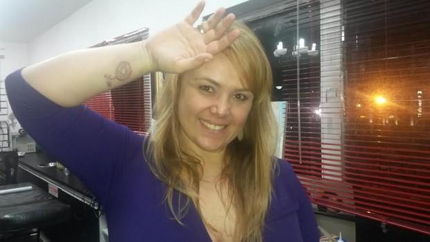 Ana Paula Almeida (Foto: Divulgação/Divulgação)