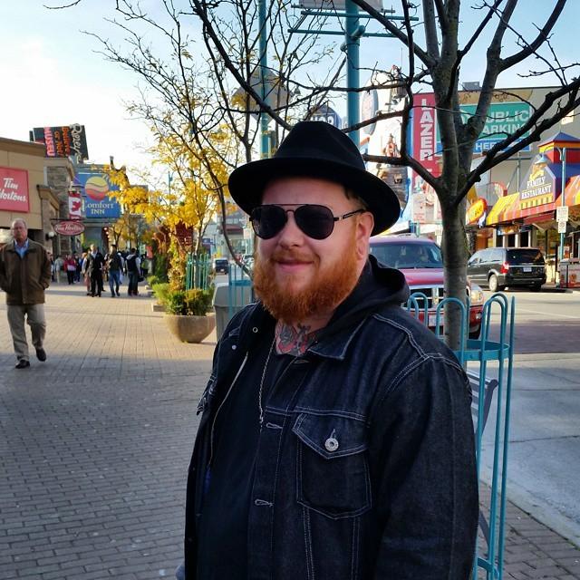 Hipster ou judeu? Pela tattoo, apostamos na segunda opção (Foto: Reprodução/Tumblr)