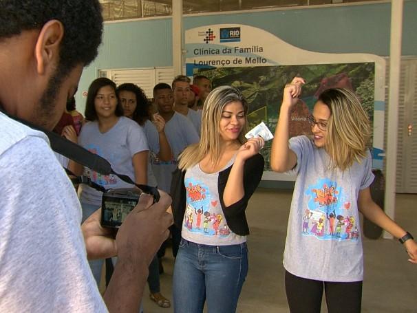 Rede de Adolescentes e Jovens Promotores da Saúde; como será? (Foto: Globo)