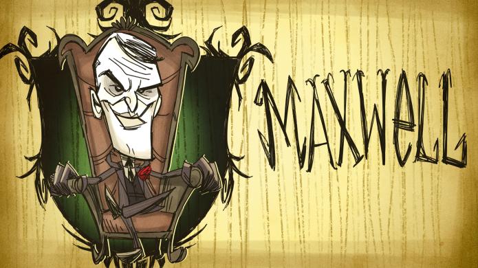 Maxwell (Foto: Reprodução/Steam Trade Card Wikia)