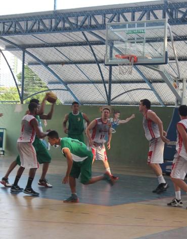 Itacor x IFPI - final do Piauiense de basquete 2015 (Foto: Renan Morais)