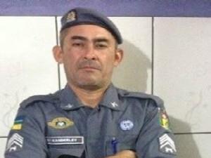 Sargento da PM tinha 25 anos de corporação (Foto: Divulgação/4º BPM)