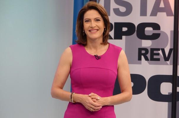 Cristina Graeml Revista RPC  (Foto: Divulgação/ RPC TV)