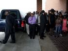 B.B. King recebe homenagem em funeral no Mississippi; veja fotos