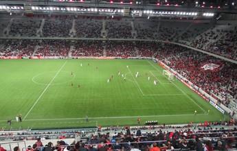 Com novos preços, Atlético-PR vende ingressos para jogo com Cruzeiro