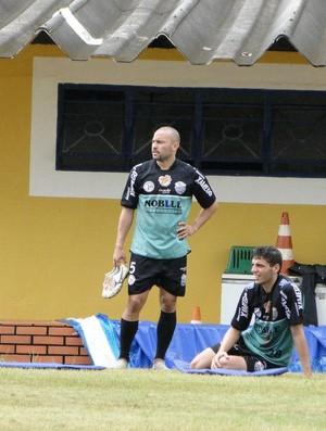 Acleisson, meia do Comercial (Foto: Divulgação/Comercial FC)