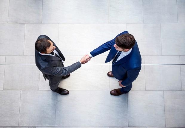 Carreira ; acordo ; arbitragem ; fechando negócios ;  (Foto: Thinkstock)