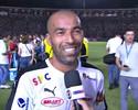 """Sheik confirma saída do Flamengo e fala sobre novo time: """"Clube grande"""""""